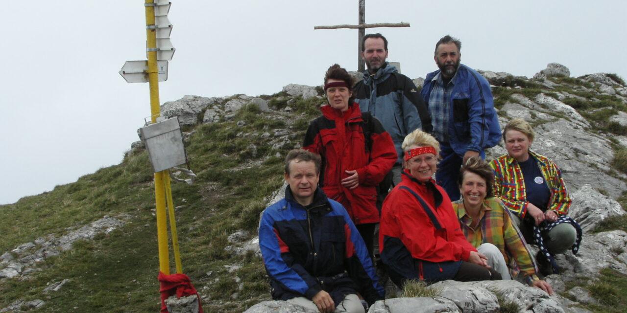 2006 – Strážovské vrchy