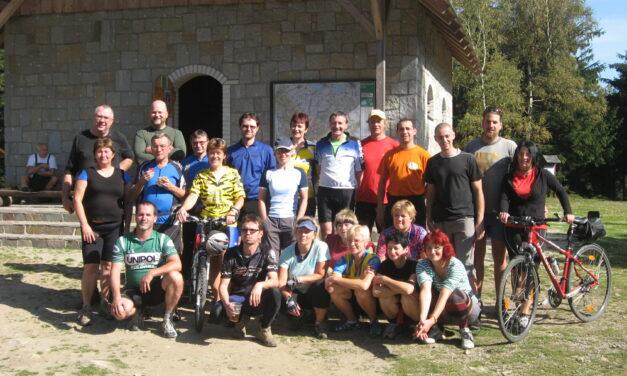 2009 – cyklo Rychlebské hory