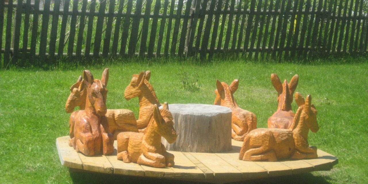 2010 – Rešovské vodopády, Sovinec, Pradědova galerie