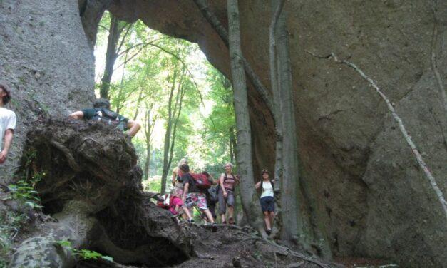 2012 – Letní zájezd turistů do Súlova