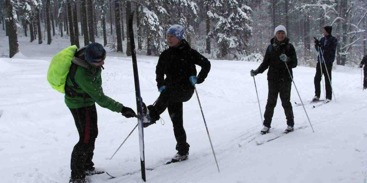 2013 – Dvoudenní lyžařský zájezd do Jeseníků
