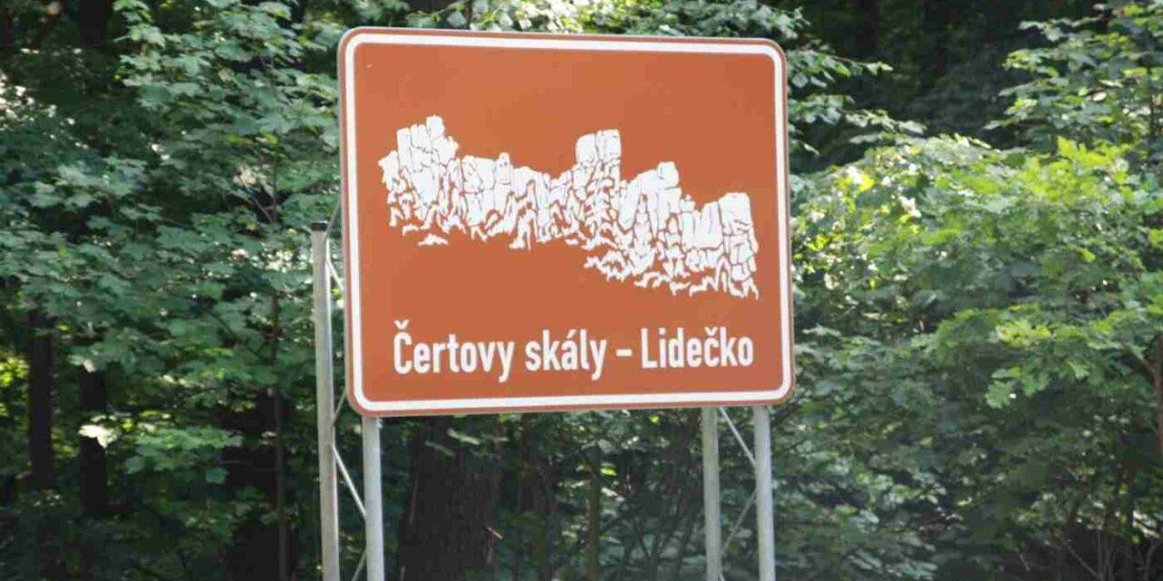 2013 – Výlet do Pulčinských a Čertových skal    29.6.