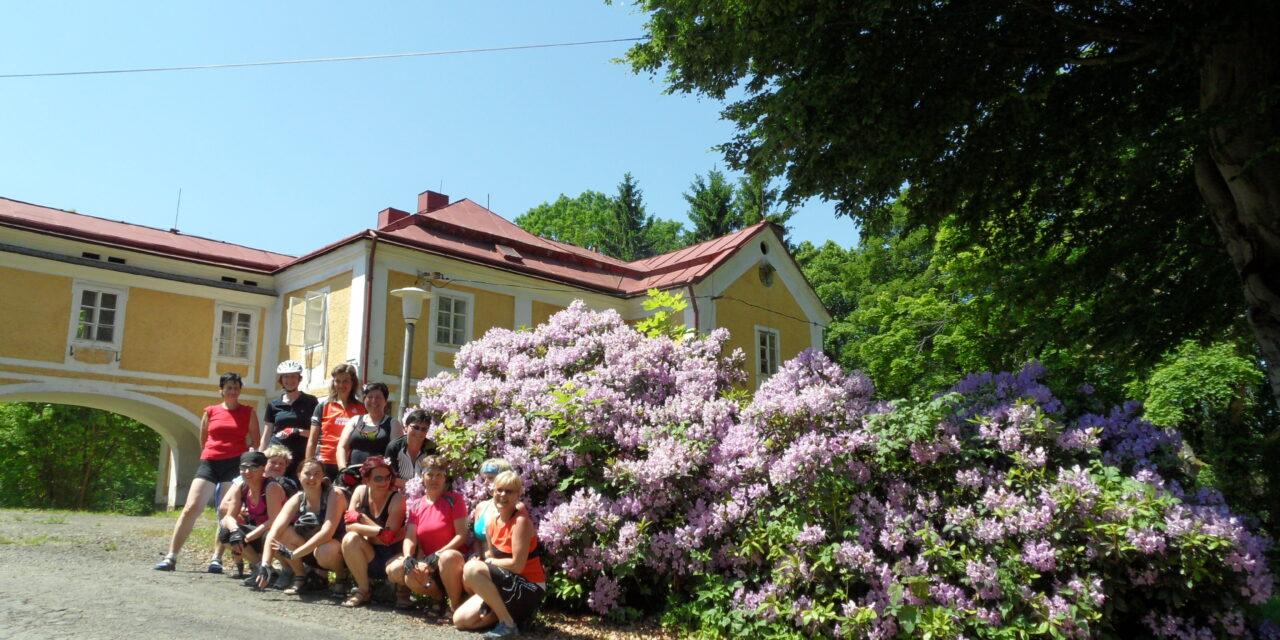 2013 – 8. cyklozájezd Český les, Chodsko, Domažlicko 16. – 21.6.