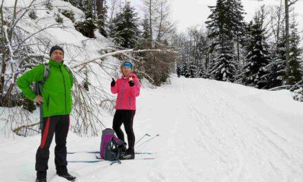 2019 – Vícedenní lyžařský zájezd do Jeseníků Kouty 22. – 24. 2.