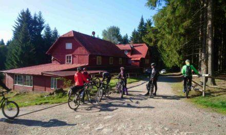 2019 – Orlické hory – cyklozájezd zakončení sezóny  20. – 22. 9. 2019