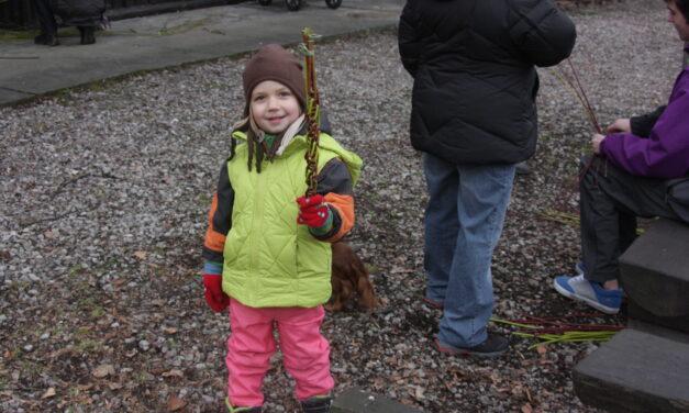 2012 – Velikonoční výstup na Ondřejník